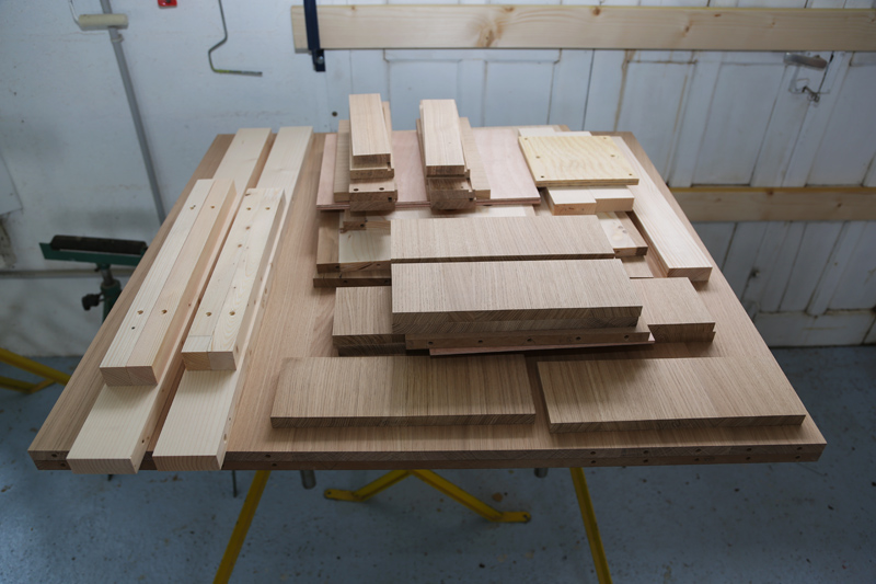 "[Fabrication] Table de salon ""hexaèdres""... - Page 2 29_mai15"