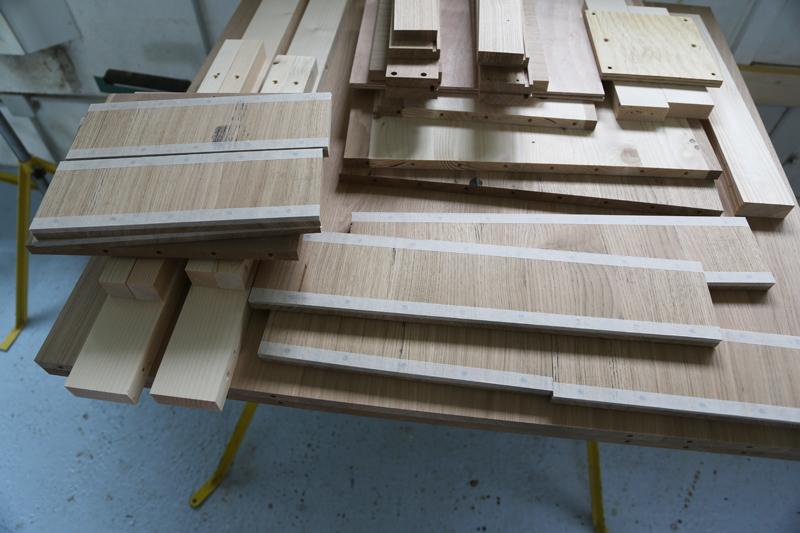 "[Fabrication] Table de salon ""hexaèdres""... - Page 2 29_mai16"