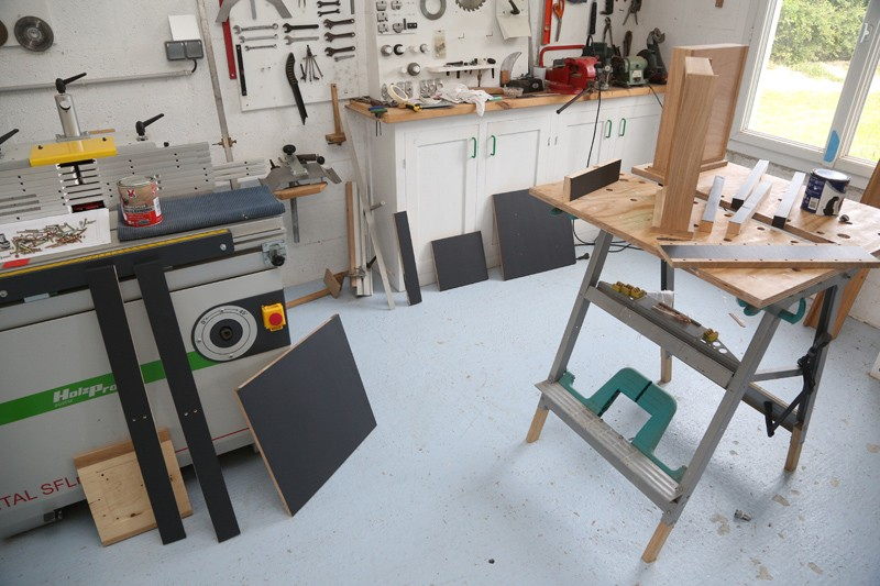 "[Fabrication] Table de salon ""hexaèdres""... - Page 2 30_mai10"