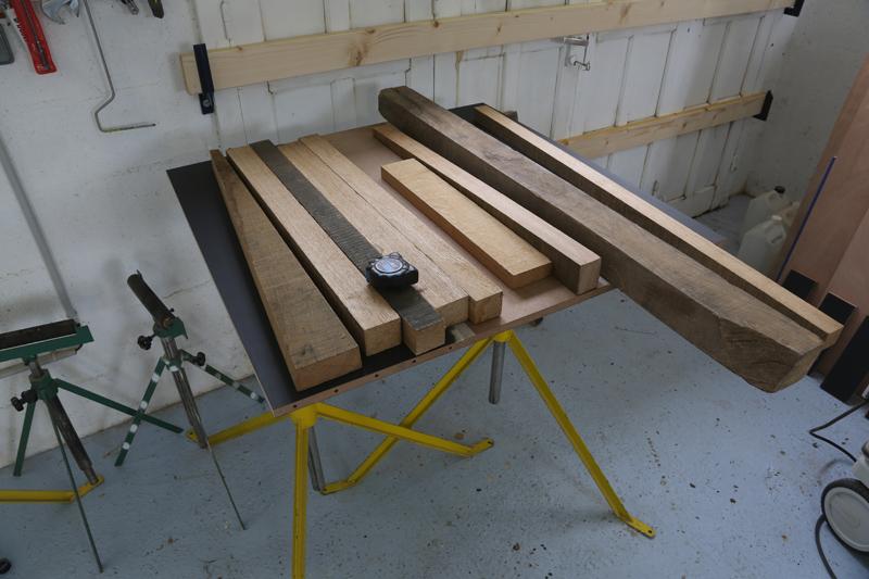 "[Fabrication] Table de salon ""hexaèdres""... - Page 2 30_mai16"