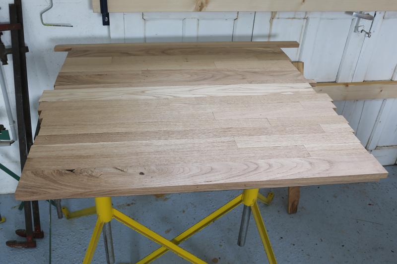 "[Fabrication] Table de salon ""hexaèdres""... - Page 2 30_mai17"