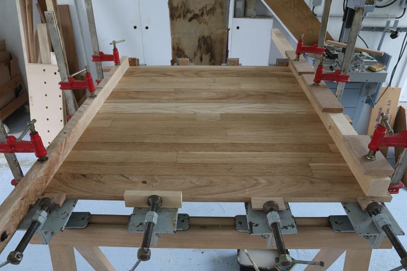 "[Fabrication] Table de salon ""hexaèdres""... - Page 2 30_mai18"