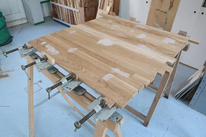 "[Fabrication] Table de salon ""hexaèdres""... - Page 2 31_mai12"