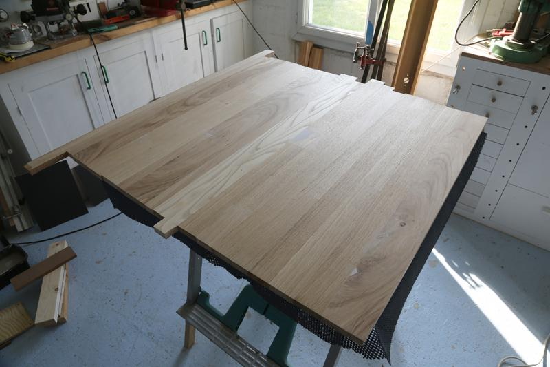 "[Fabrication] Table de salon ""hexaèdres""... - Page 2 31_mai19"