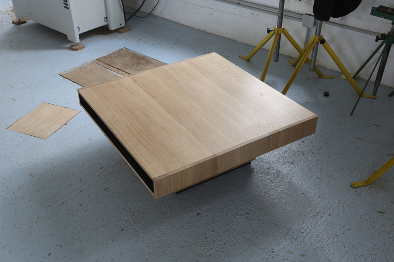 "[Fabrication] Table de salon ""hexaèdres""... - Page 2 31_mai24"