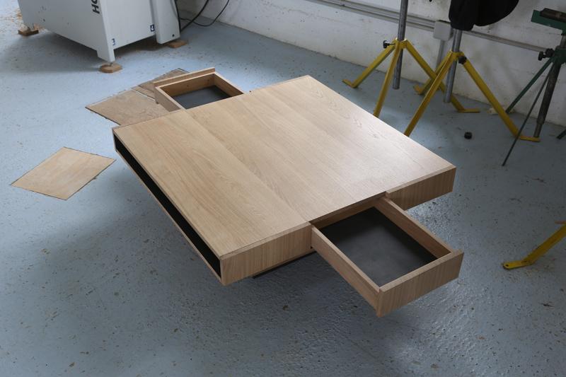 "[Fabrication] Table de salon ""hexaèdres""... - Page 2 31_mai25"
