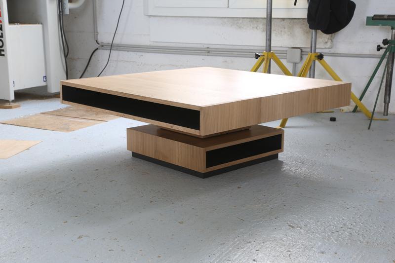 "[Fabrication] Table de salon ""hexaèdres""... - Page 2 31_mai26"