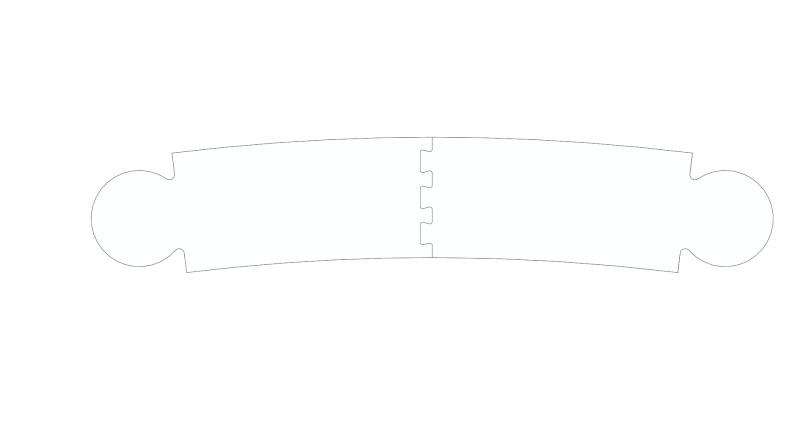 Gravure CNC avec V-Engrave d'une plaque de bateau. Assemb16