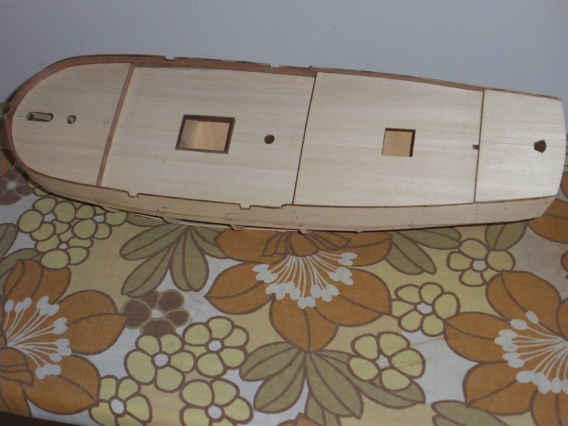 Choix d'un vernis pour maquette voilier L_indy10