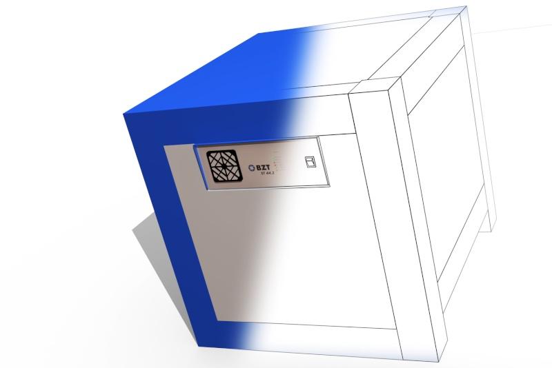 Présentation, instalation et prise en main de ma BZT PFE 500 PX. Suppor11