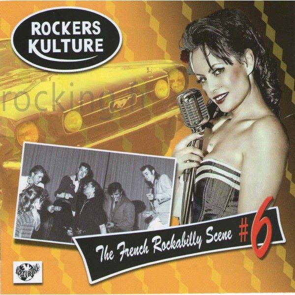 French Rockabilly Scene #6 Pearl852