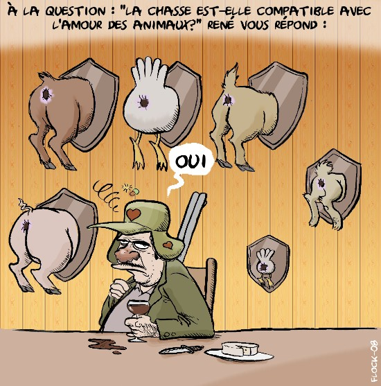 rions un peu!! - Page 5 Chasse10