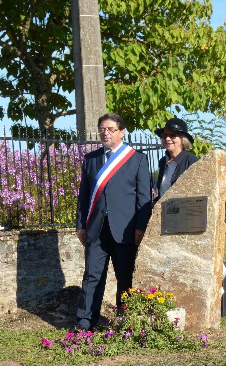Inauguration stèle Pierre Pouyade à Ségur le Château et conférence Normandie Niemen vendredi 26 septembre à Tulle 1_p_l_11