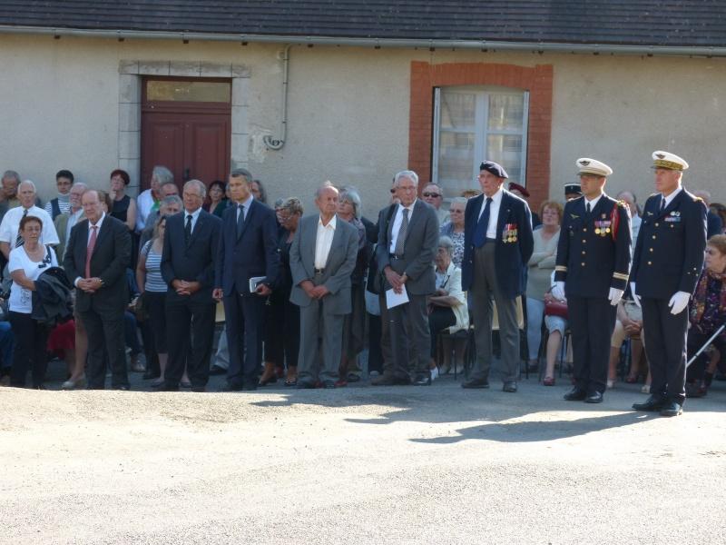 Inauguration stèle Pierre Pouyade à Ségur le Château et conférence Normandie Niemen vendredi 26 septembre à Tulle 5_de_g10