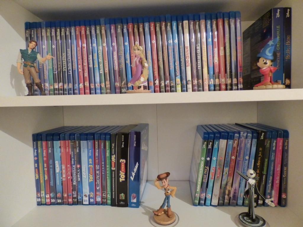 [Photos] Postez les photos de votre collection de DVD et Blu-ray Disney ! - Page 39 P1040911