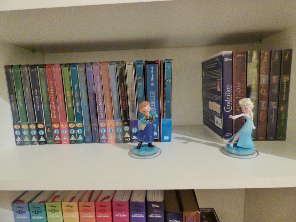 [Photos] Postez les photos de votre collection de DVD et Blu-ray Disney ! - Page 39 P1040912