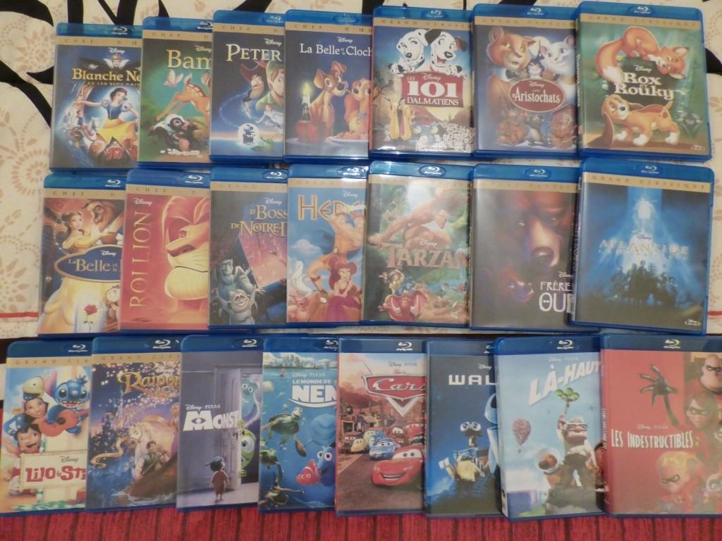[Photos] Postez les photos de votre collection de DVD et Blu-ray Disney ! - Page 39 P1040913