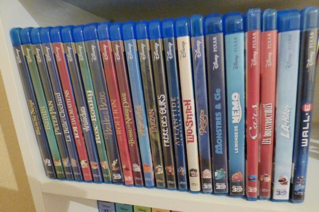 [Photos] Postez les photos de votre collection de DVD et Blu-ray Disney ! - Page 39 P1040914
