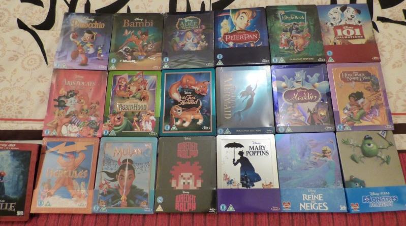 [Photos] Postez les photos de votre collection de DVD et Blu-ray Disney ! - Page 39 Steelb10