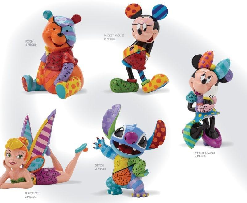Disney by Britto - Enesco (depuis 2010) - Page 8 Britto11