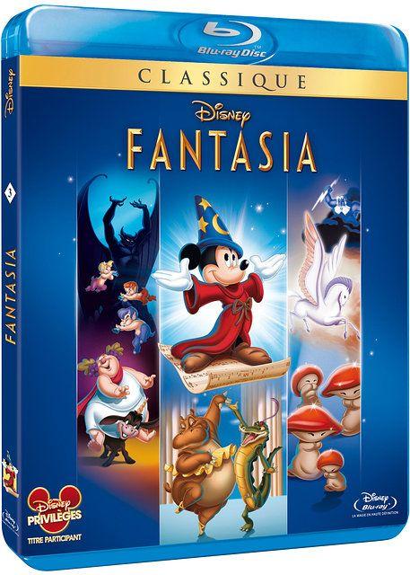 Les Blu-ray Disney avec numérotation... - Page 3 Fantas10