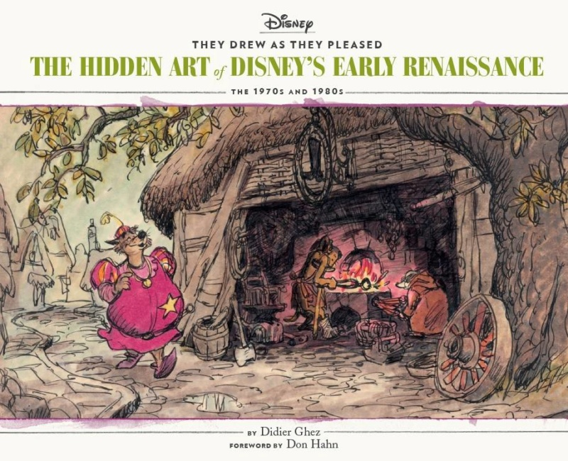 Les livres Disney - Page 6 Theydr10