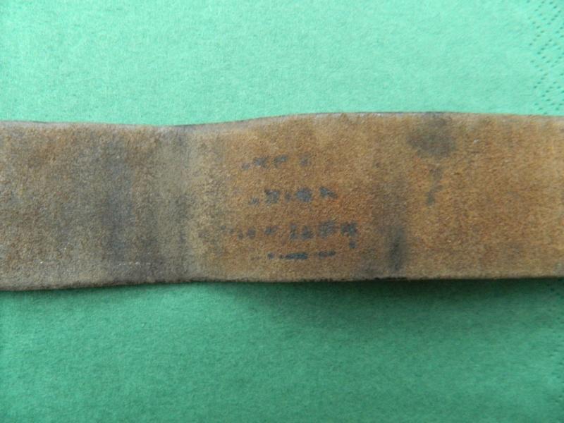 Identification d'une bretelle de fusil Bretel14