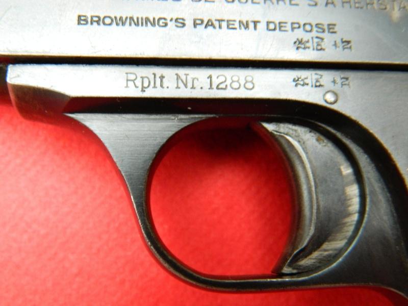 FN 1910 et 10/22 Danois Pistol16