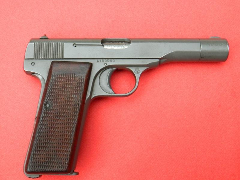 FN 1910 et 10/22 Danois Pistol17