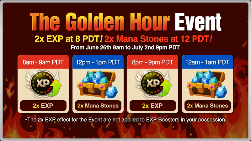 [INFO] The Golden Hour Event! Image_10