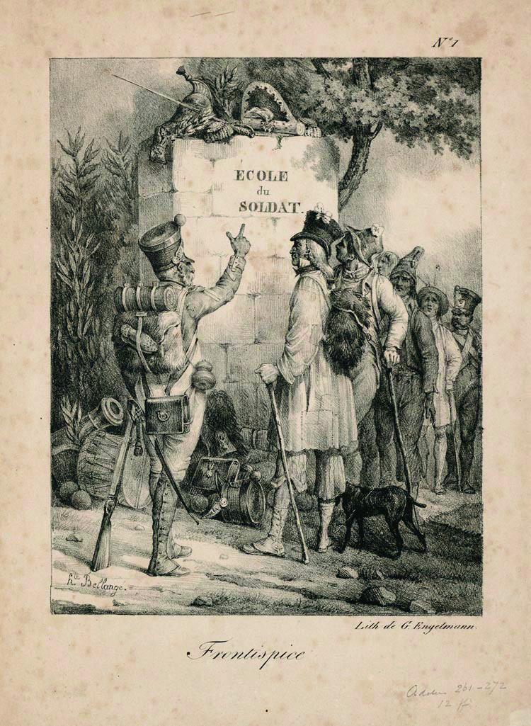 Ecole du soldat - Page 2 Bellan10