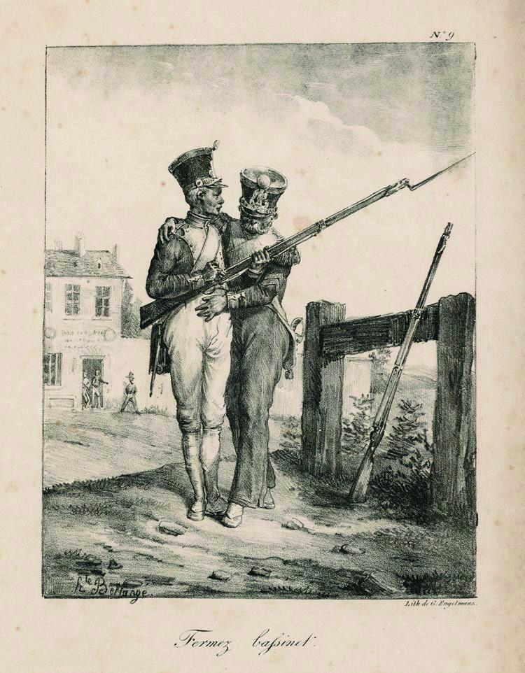 Ecole du soldat Bellan21