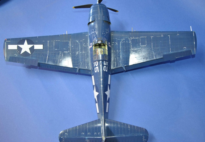 Grumman F6F-5 Hellcat 1/32ème Dsc_9335