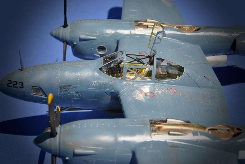 Lockheed F-5B Lightning 1/32ème Dsc_9430