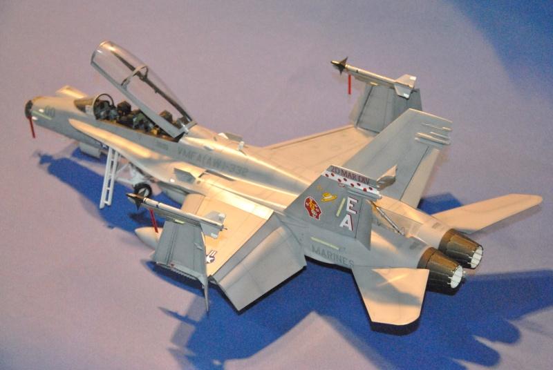 F/A-18D Hornet Trompette 1/32ème Dsc_9833