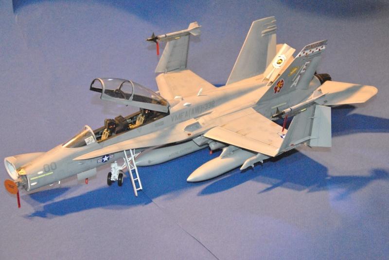 F/A-18D Hornet Trompette 1/32ème Dsc_9835