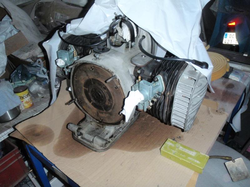 Restauration d'un DNIEPR 750 (BMW R71) P9110613