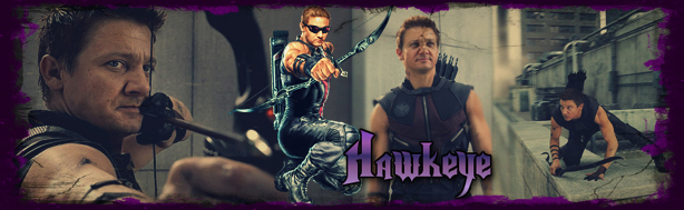 Marvel banners Hawkey10