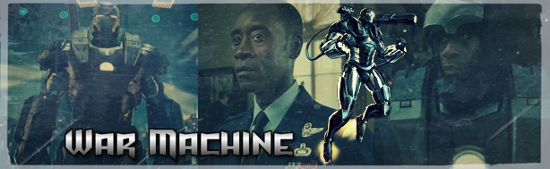 Marvel banners Warmac10