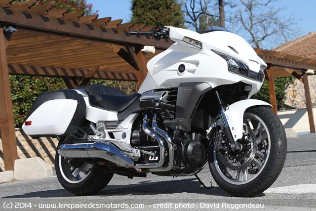 Honda 1300 CTX Essai-10
