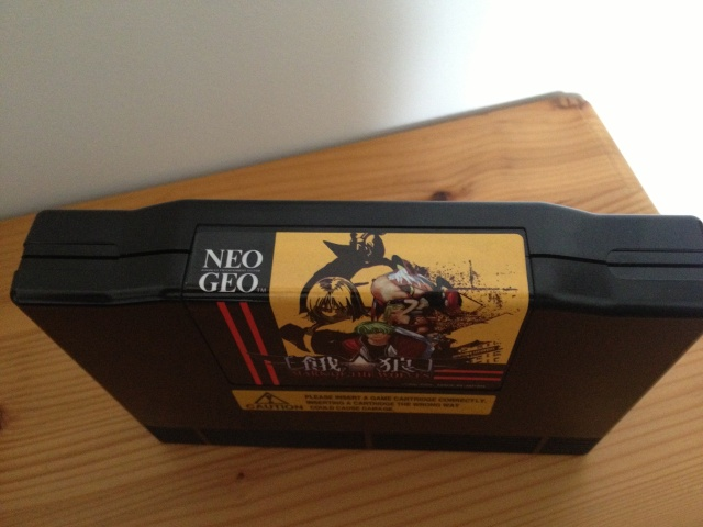 [Vendu] Neo Geo AES Img_0614