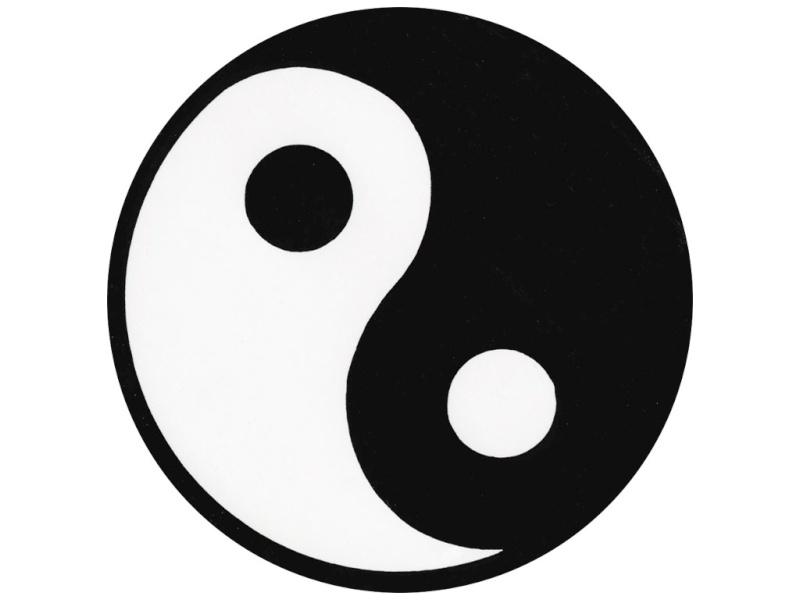 LE TAO, LE Yin et le Yang Logo-y11
