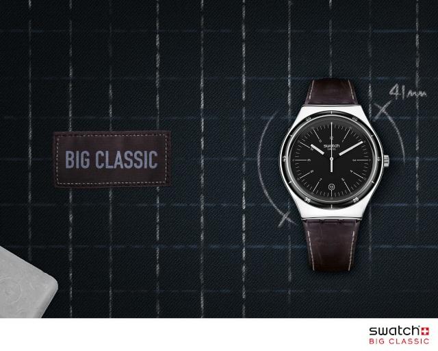 Nouveauté Swatch pour l'été Yws40010