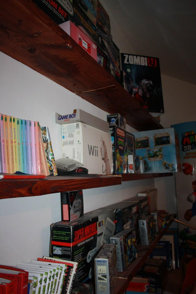 construction de ma mezzanine pour ranger livres et mags Img_9030