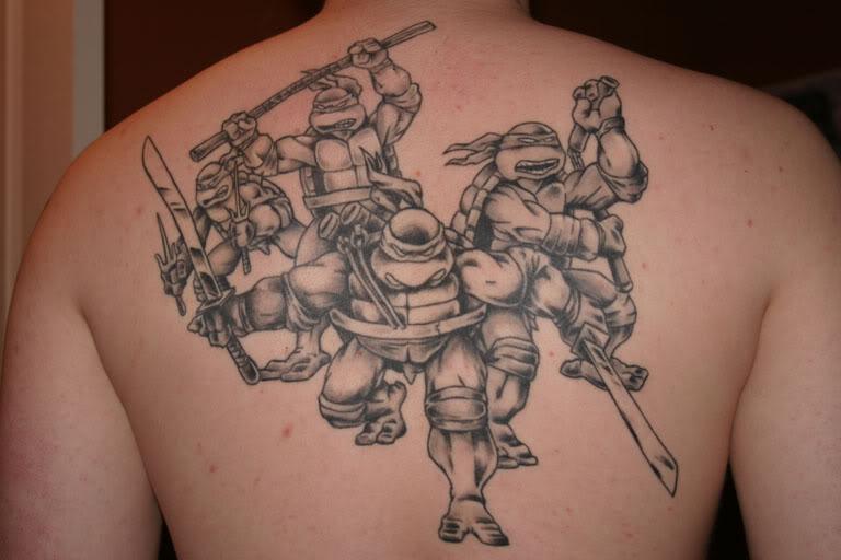 """""""Teenage Mutant Ninja Turtles"""" -> Topic generaliste - Page 3 Turtle10"""