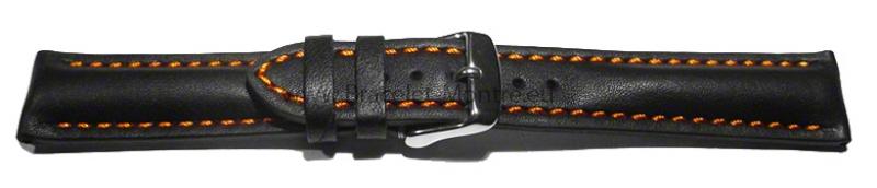 Alpina - Plongeuse lunette orange et fond noir  - Page 2 Bracel11