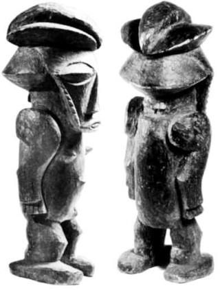Basikasingo, (pre-Bembe/Buyo) people, Milindi ya Batee/ Banya, (Statuette des sorciers/guérrisseurs), Région de Lulenge, Lac Tanganyika, Congo Large_10
