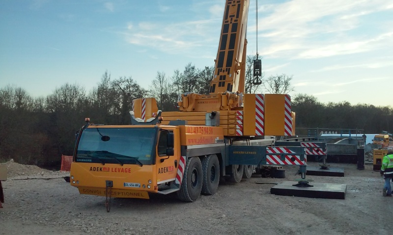 Les grues de ADEKMA Levage (France) - Page 12 20141212