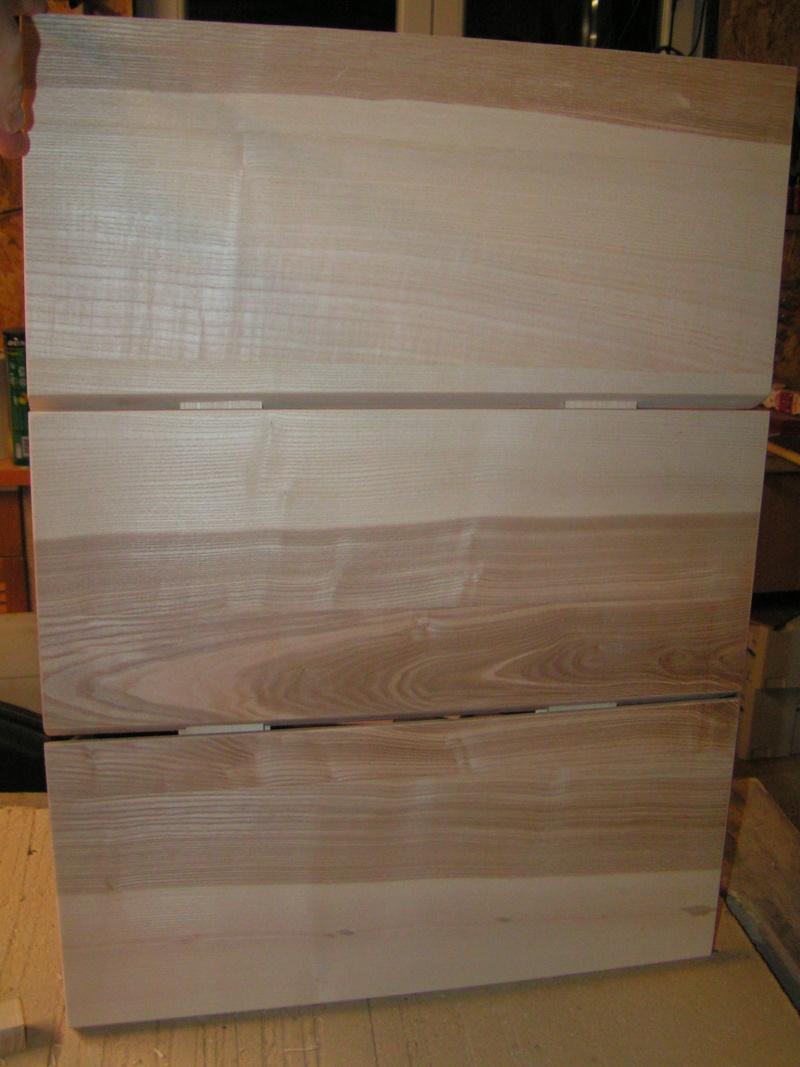 Fabrication d'une cuisine en frêne olivier - Page 2 Pict1710