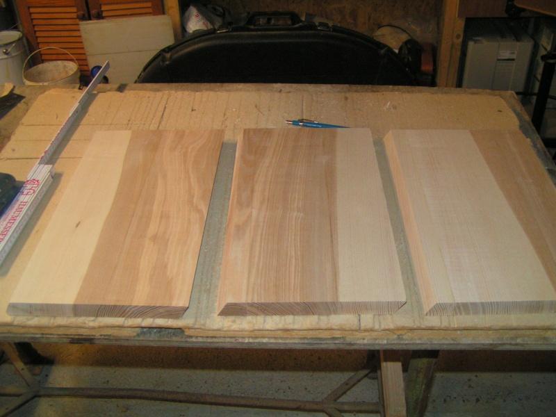 Fabrication d'une cuisine en frêne olivier - Page 2 Pict1714